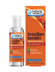 Brazilian Keratin Oil...